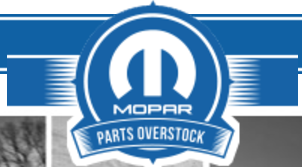 Mopar Parts Overstock Promo Codes