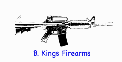 B. King's Firearms Promo Code