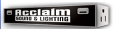 Acclaim Sound And Lighting Promo Code