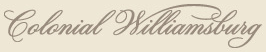 Colonial Williamsburg Promo Codes