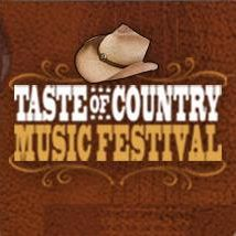 Taste Of Country Music Festival Promo Codes