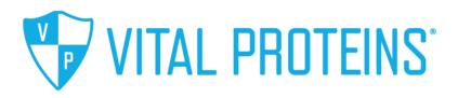 Vital Proteins Promo Codes